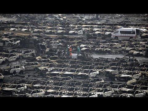 Κίνα: Φόβοι για τοξικό νέφος μετά την έκρηξη