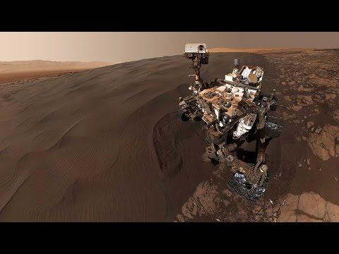 Selfie from Mars