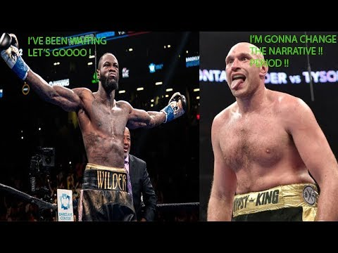 Breaking News: Tyson Fury Goes On Absolute Rant Towards Deontay Wilder On Tmz !!