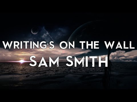 Sam Smith - Writing's On The Wall (Karaoke Instrumental) From Spectre James Bond 007