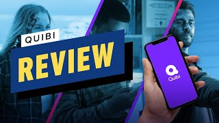Quibi Review (2020) by IGN