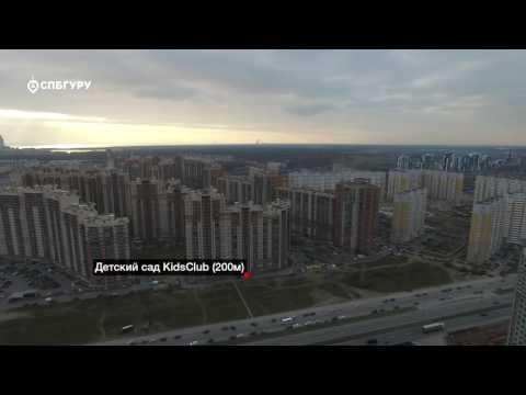 """Квартиры в ЖК """"Шуваловский"""" в Санкт-Петербурге, Приморский район, метро Комендантский пр."""