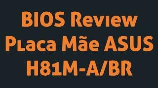 Review rápido dessa Placa Mãe de entrada da ASUS.Obrigado Rodrigo pela dica.