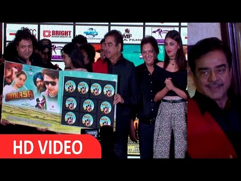 Shatrughan Sinha At Launch Of MMISRA Music Album