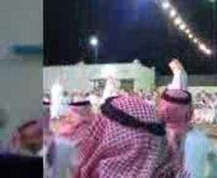محاورة عبدالله بن عتقان وملفي المورقي - تربه