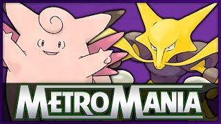 MetroMania Heat 1: Clefable vs Alakazam | Pokémon Metronome Battle Tournament by Ace Trainer Liam