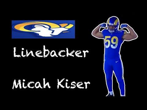 Micah Kiser Highlights Week 2 | Rams vs Eagles NFL Highlights Week 2 | 16 Tackles | 2020