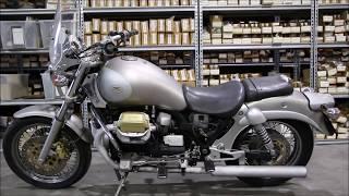 8. 2003 MotoGuzzi California Aluminum Special Sport Used Parts