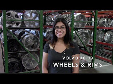 Factory Original Volvo XC90 Wheels & Volvo XC90 Rims – OriginalWheels.com