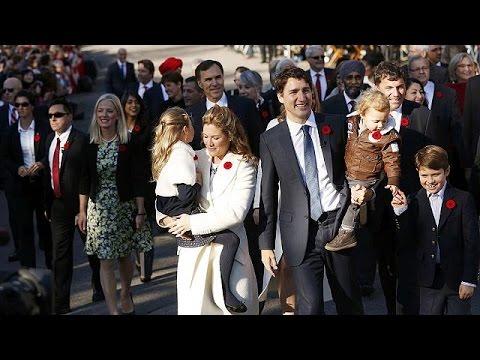 Ορκίστηκε η νέα κυβέρνηση του Καναδά
