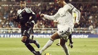 Cristiano Ronaldo | Skills&Goals | Manchester United - Real Madrid | HD