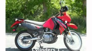 3. 2009 Kawasaki KLR 650  Details Top Speed