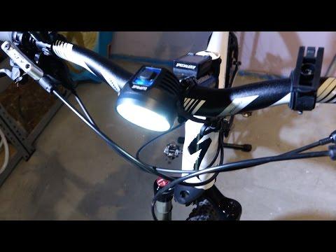 LED Fahrradbeleuchtung / Fahrradlicht LUPINE Betty RX 3600 Lumen (aktuell 5000 Lumen!!!)  (1/2)