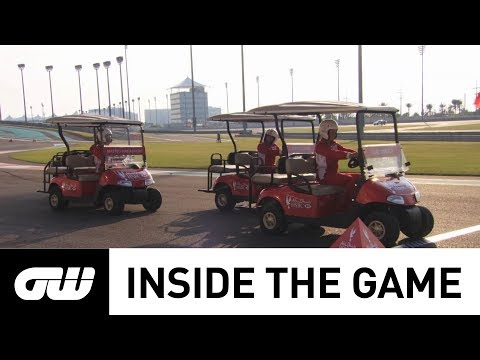 GW Inside The Game: Golf Buggy Challenge