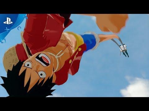 One Piece World Seeker - Launch Trailer - Thời lượng: 94 giây.