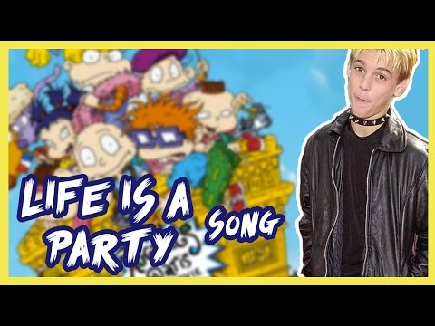 Aaron Carter - Life Is A Party