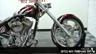 8. 2006 American IronHorse Outlaw  - Dream Machines of Texas...