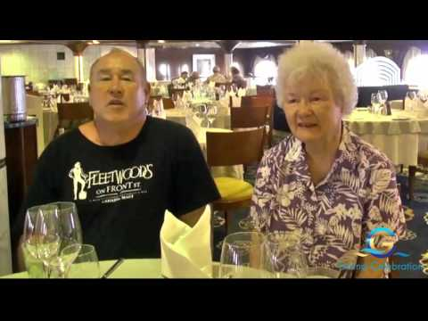 Jane and Paul Grand Celebration Cruise Testimonial
