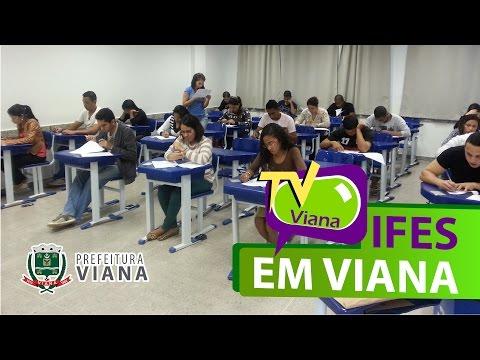 IFES em Viana | TV Viana