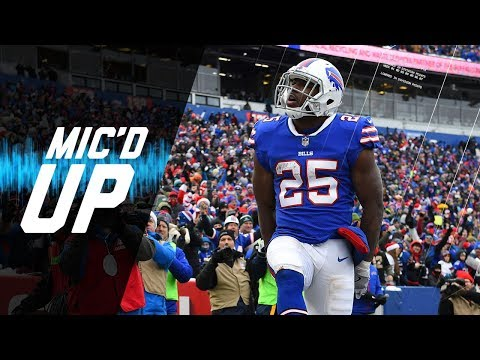 Video: LeSean McCoy Mic'd Up vs. Dolphins