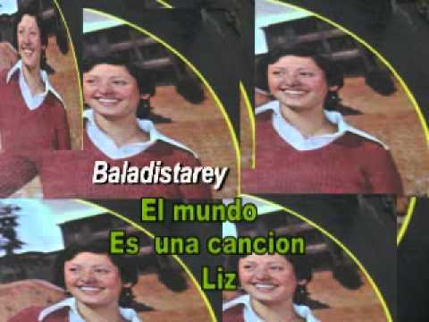 Video El mundo es una cancion Liz Colombia download in MP3, 3GP, MP4, WEBM, AVI, FLV January 2017