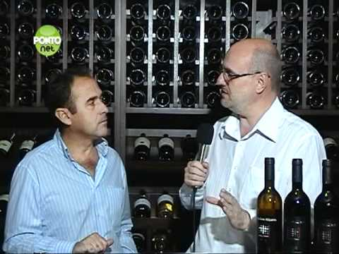Entrevista com José Luís Pérez Agudo da vinícola espanhola Finca los Alijares - Bloco 1