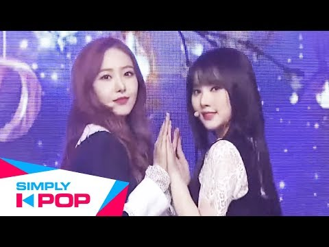 [Simply K-Pop] GFRIEND(여자친구) _ Time For The Moon Night(밤) _ Ep.310 _ 050418