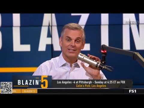 Colin Cowherd reacts to Raiders now look like the clear winner in Khalil Mack trade ?   The herd