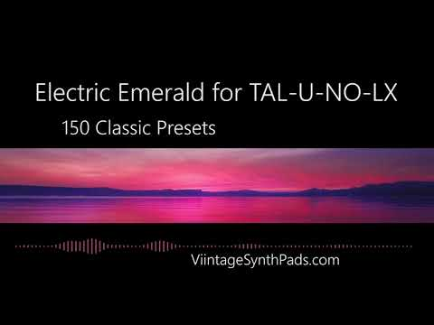 Juno 60 Presets for Tal-U-No-LX