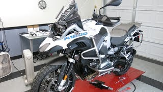 5. R1200GS Adventure Bodywork and Tank Video 2014+