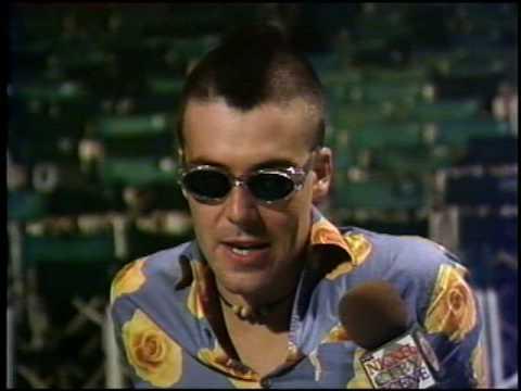 Spacehog interview at EDGEfest 1996 (видео)
