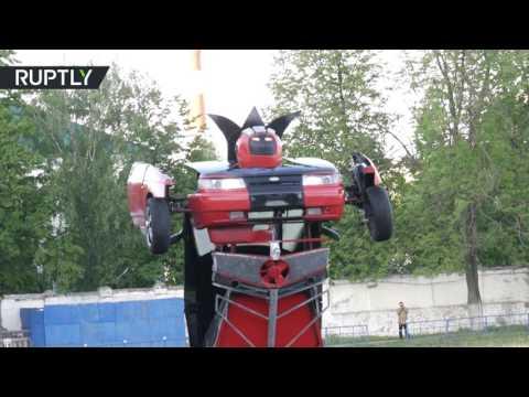 LADA to Optimus Prime