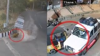 Tirupati India  city pictures gallery : Terrible Accidents Caught on CCTV Cam | Live Accidents in India | Tirupati Traffic Police
