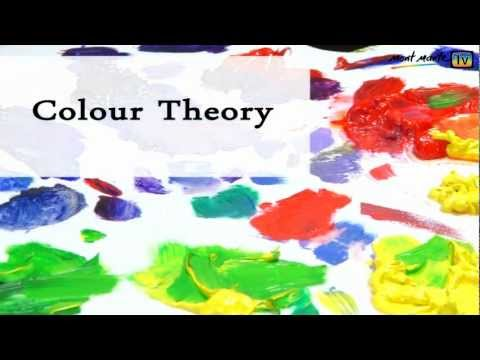 Art Lesson: How to Mix Colours - A lesson in Colour Theory
