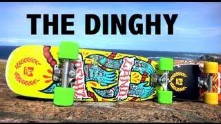 Landyachtz Dinghy Cruiser Complete - 2013