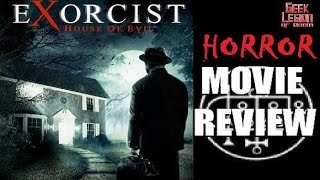 Nonton EXORCIST : HOUSE OF EVIL ( 2016 Connor Trinneer ) aka THE NAMELESS Horror Movie Review Film Subtitle Indonesia Streaming Movie Download