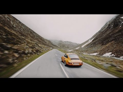 Soulful driving with 9 Porsche models.
