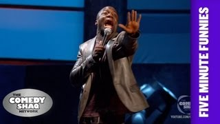 Video Kevin Hart⎢Stay in your own financial lane!⎢Shaq's Five Minute Funnies⎢Comedy Shaq MP3, 3GP, MP4, WEBM, AVI, FLV Agustus 2019
