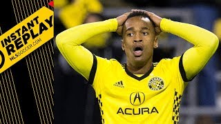 Was there a missed pk call in Columbus? by Major League Soccer