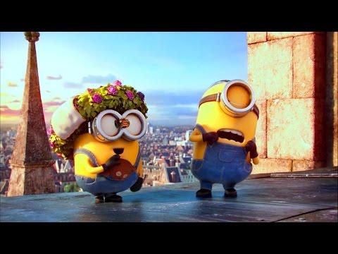 Minions mini movies 2016  Despicable me 2 funny animation for Children