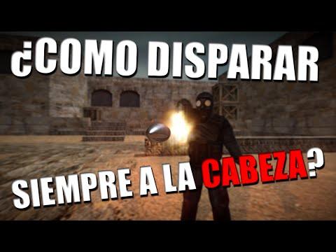 ¿CÓMO DISPARAR SIEMPRE A LA CABEZA? - Counter-Strike 1.6 | JuegosMaasteer
