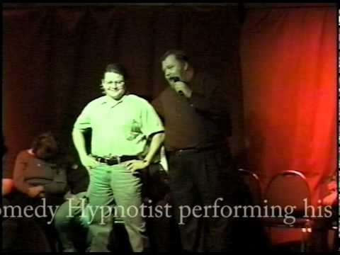 Comedy Club Hypnotist Penis guitar hero