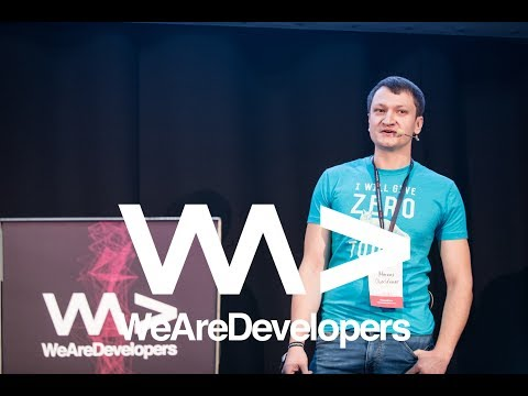 Monorepos in the Wild - Markus Oberlehner @ WeAreDevelopers Conference 2017 (видео)