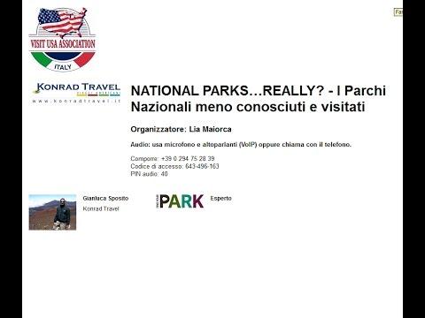 Video NATIONAL PARKS…REALLY? I Parchi Nazionali meno conosciuti e visitati