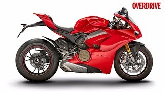 5. 2018 Ducati Panigale V4 details and specifications | OVERDRIVE