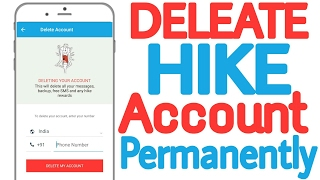 "how to delete hike account permanentlyhello friends today in this video i m going to show you how we can deleate our HIKE ACCOUNT permanently.It's very easy.JUST FOLLOW MY STEPS IN THE VIDEO.Please Hit the LIKE button if you Like this Video, OR  👉PLEASE SUBSCRIBE MY   CHANNEL :  https://goo.gl/gWcJQM  to get more new videos✔👉Follow me on Facebook: https://www.facebook.com/techjaspreet   ✔👉Follow me on Google+https://plus.google.com/+TechJaspreet  ✔ Thnku✔music from :https://www.youtube.com/user/NoCopyrightSoundsDISCLAIMER: This Channel Does Not Promotes Any illegal content , all contents provided by This Channel is meant for EDUCATIONAL purpose only .Copyright Disclaimer Under Section 107 of the Copyright Act 1976, allowance is made for ""fair use"" for purposes such as criticism, comment, news reporting, teaching, scholarship, and research. Fair use is a use permitted by copyright statute that might otherwise be infringing. Non-profit, educational or personal use tips the balance in favor of fair use."