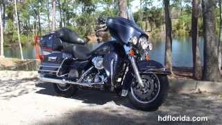 2. Used 2008 Harley Davidson Ultra Classic Electra Glide Motorcycles for sale - Tallahassee, FL
