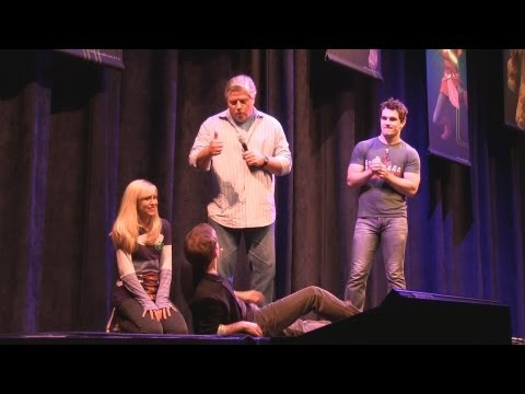 Tom Wilson ('Back to the Future') makes surprise appearance at Star Wars Weekends 2013