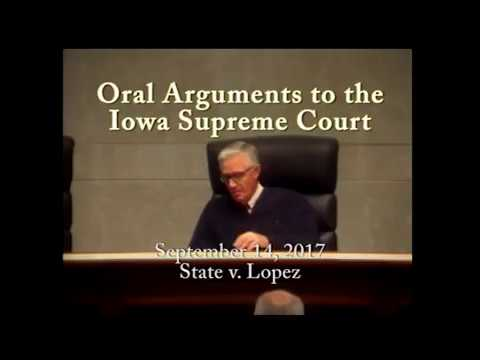 Image of 16–1213 State of Iowa v. Jose Willfredo Lopez