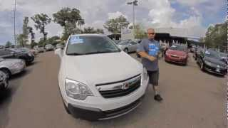 Autoline's 2008 Saturn VUE XE Walk Around Review Test Drive